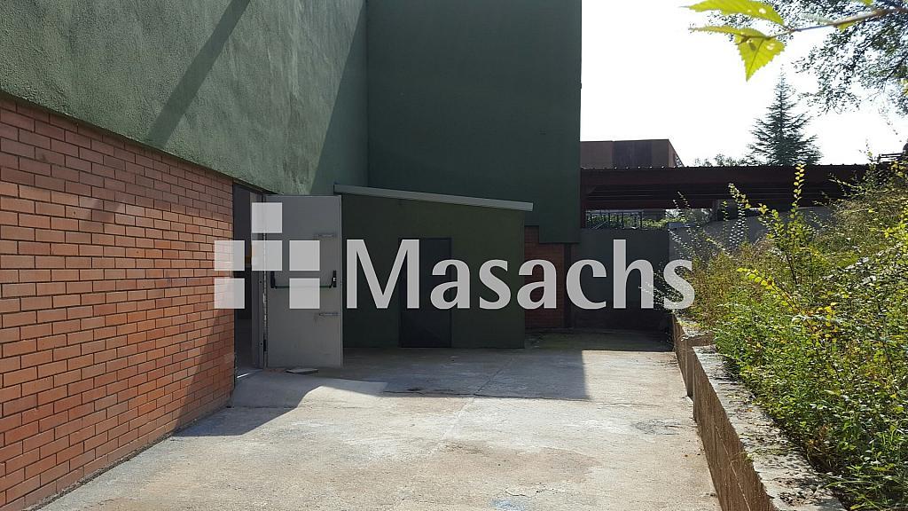 Ref. 7704 patio - Nave industrial en alquiler en Granollers - 326097660