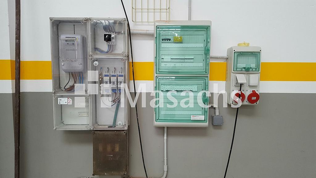 Ref. 7704 isntalacion - Nave industrial en alquiler en Granollers - 326097678