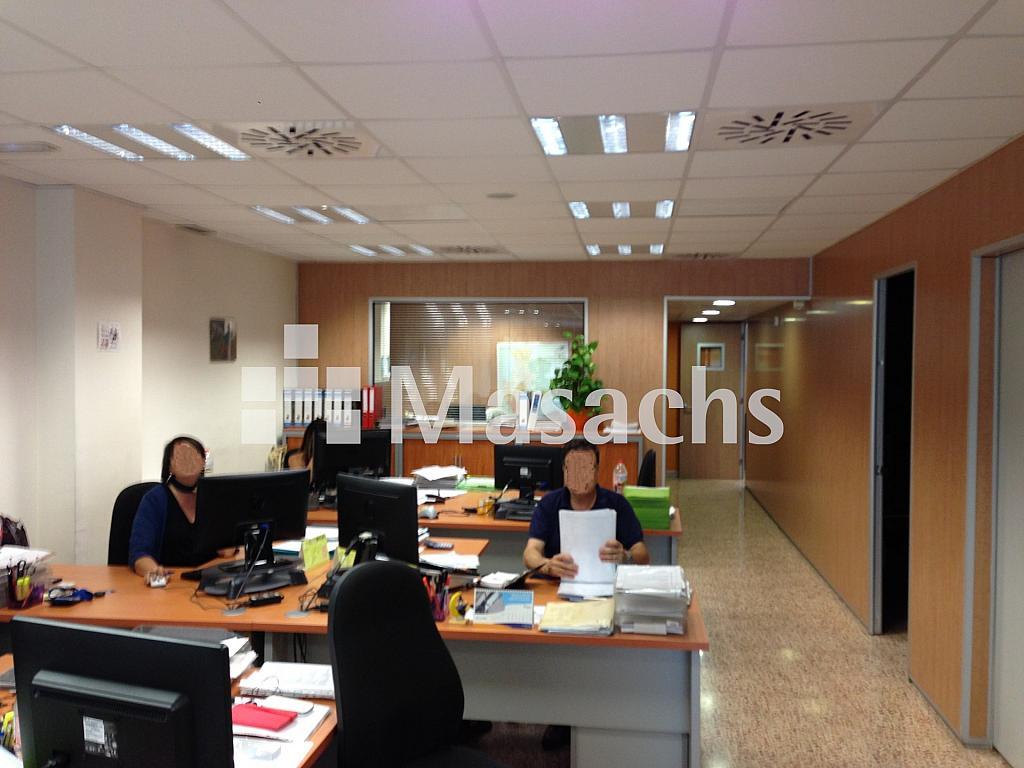 Ref. 7220 nave - Local en alquiler en Centre en Sabadell - 213973439