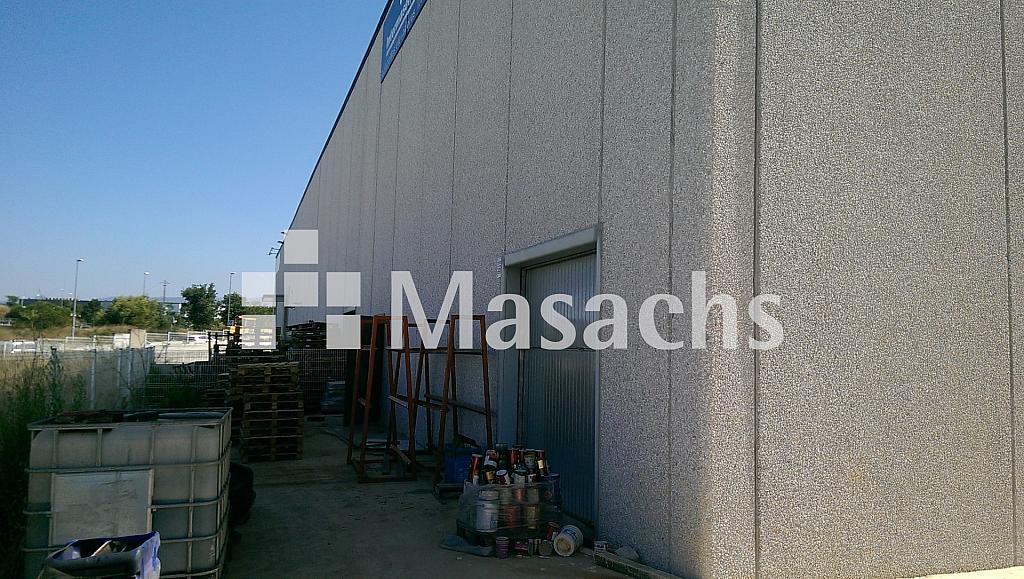 Ref. 7238 exterior - Nave industrial en alquiler en Roca del Vallès, la - 203878315