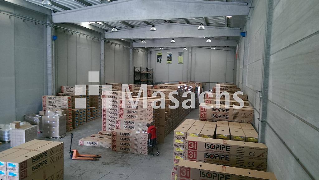 Ref. 7238 nave 6 - Nave industrial en alquiler en Roca del Vallès, la - 203878318
