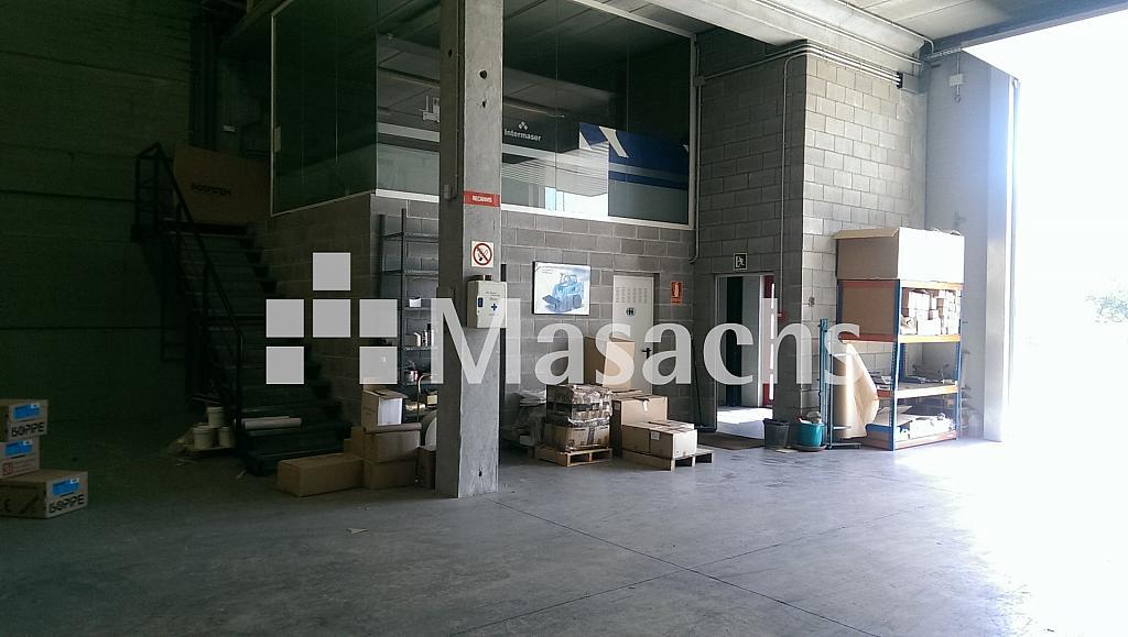 Ref. 7238 nave 3 - Nave industrial en alquiler en Roca del Vallès, la - 203878330