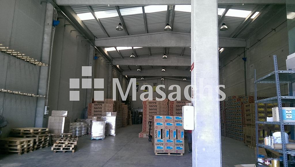 Ref. 7238 nave 5 - Nave industrial en alquiler en Roca del Vallès, la - 203878336
