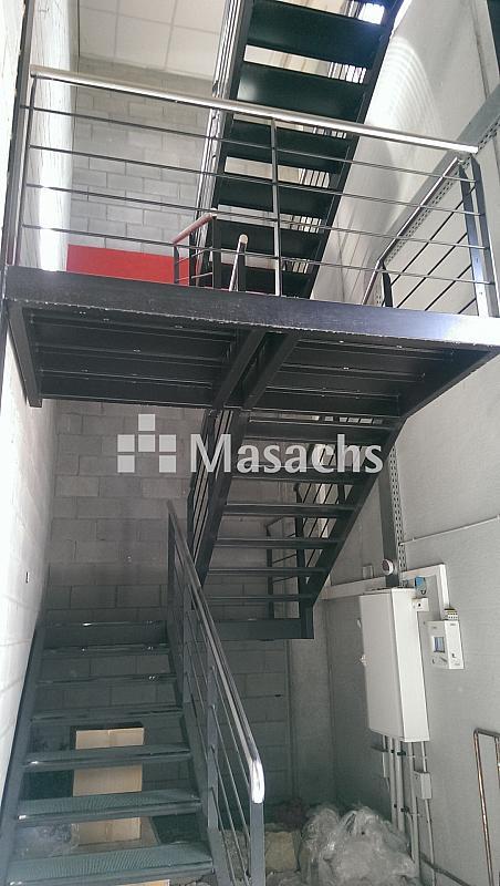 Ref. 7238 escaleras - Nave industrial en alquiler en Roca del Vallès, la - 203878339