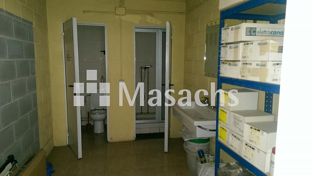 Ref. 7238 aseos - Nave industrial en alquiler en Roca del Vallès, la - 203878351