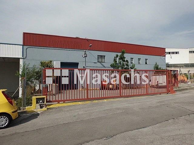 Ref. 7227 NACIONAL - Nave industrial en alquiler en Sant Andreu de la Barca - 203878558