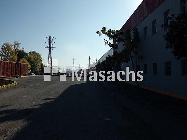 Ref. 7227 exterior 2 - Nave industrial en alquiler en Sant Andreu de la Barca - 277942312