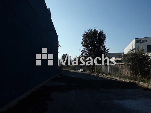 Ref. 7227 exterior - Nave industrial en alquiler en Sant Andreu de la Barca - 277942315