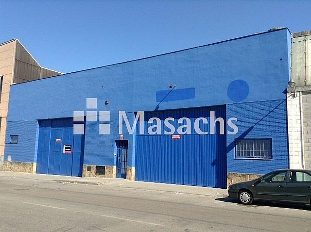 Ref. 7282 MONTURIOL - Nave industrial en alquiler en Barbera del Vallès - 211083473