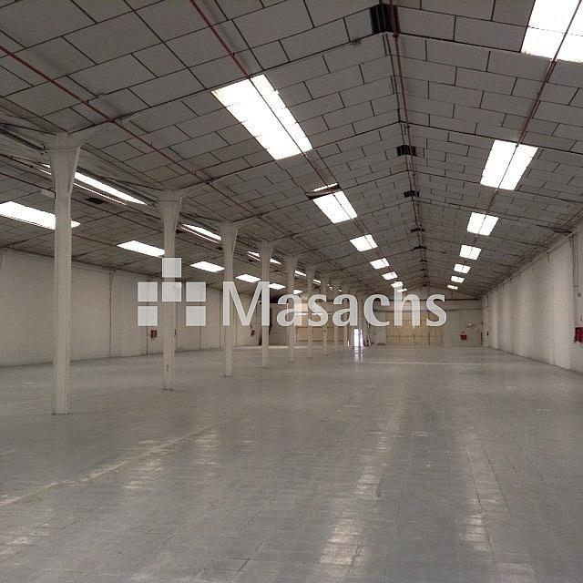 Ref. 7282 nave 3 - Nave industrial en alquiler en Barbera del Vallès - 211083482