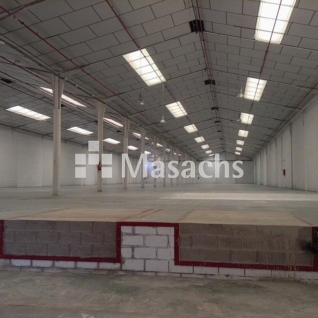 Ref. 7282 nave 4 - Nave industrial en alquiler en Barbera del Vallès - 211083485
