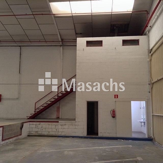 Ref. 7282 nave 5 - Nave industrial en alquiler en Barbera del Vallès - 211083488