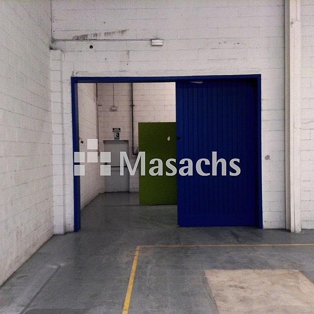 Ref. 7282 nave 6 - Nave industrial en alquiler en Barbera del Vallès - 211083491