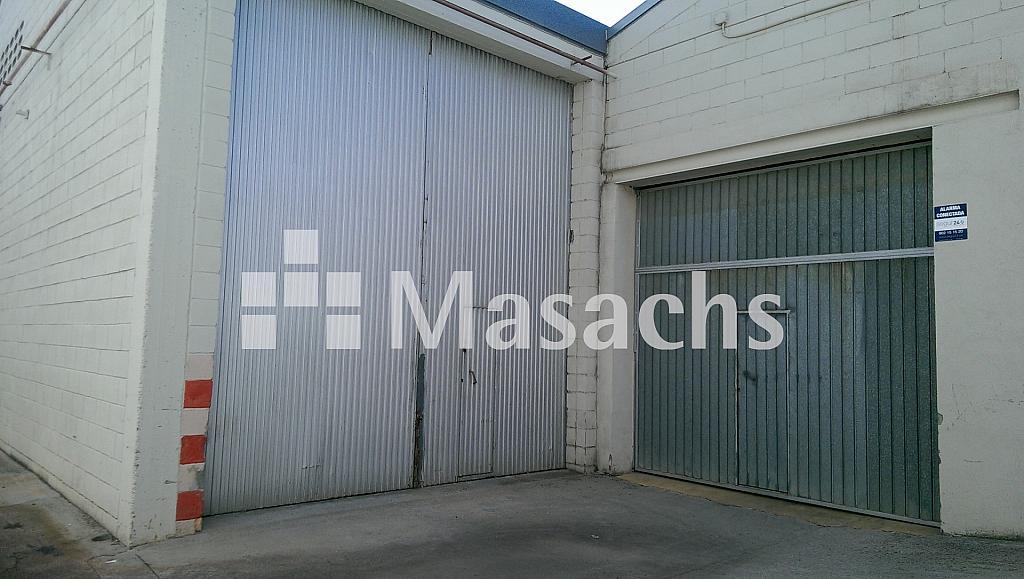 Ref. 7280 exterior - Nave industrial en alquiler en Castellar del Vallès - 211083500