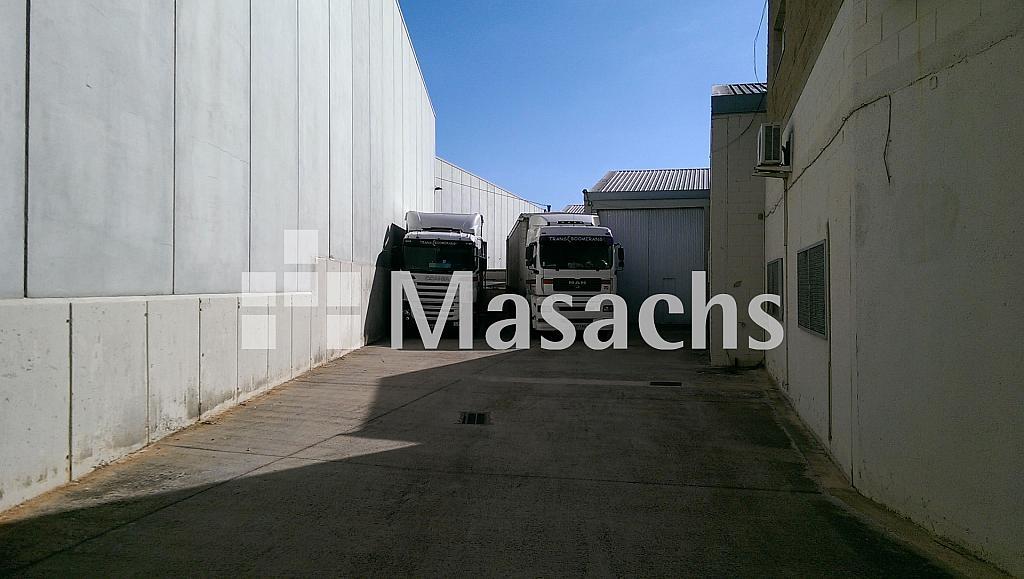 Ref. 7280 exterior 2 - Nave industrial en alquiler en Castellar del Vallès - 211083503