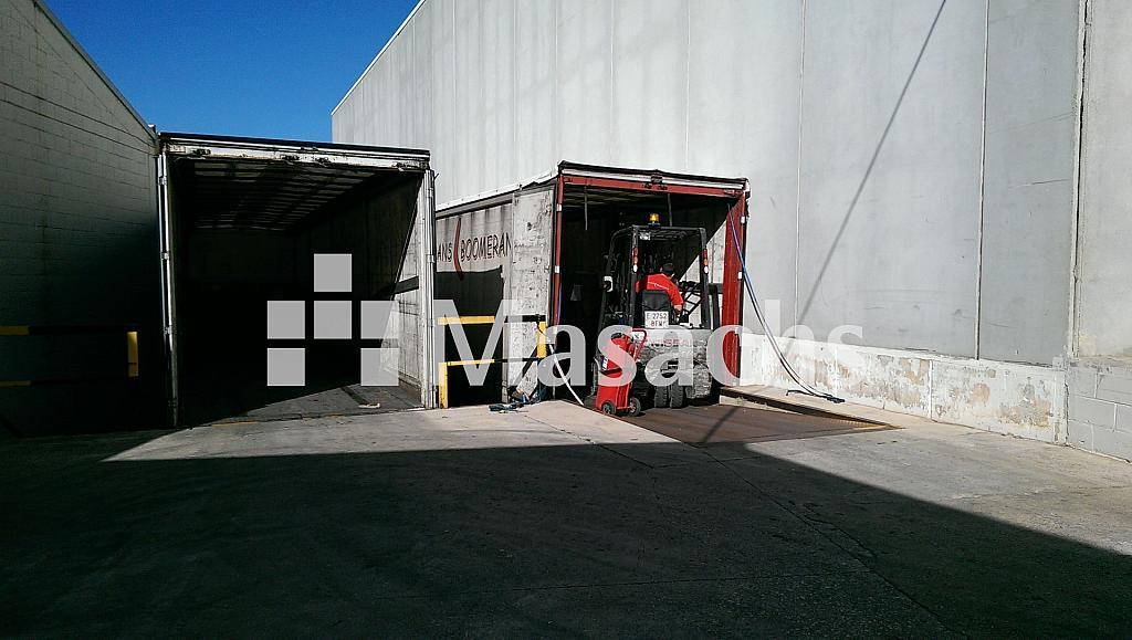 Ref. 7280 muelle 2 - Nave industrial en alquiler en Castellar del Vallès - 211083506