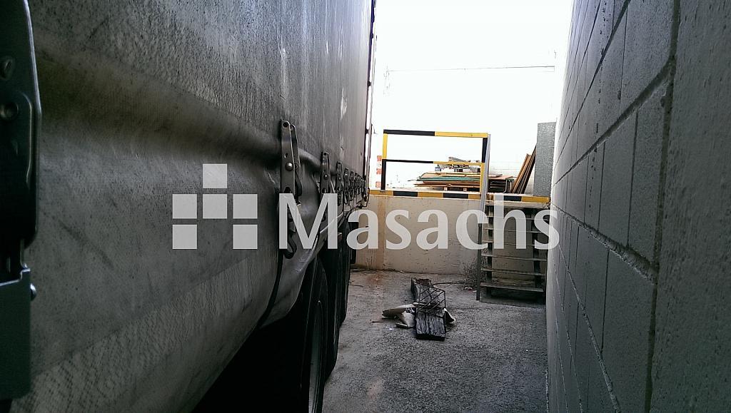 Ref. 7280 muelle - Nave industrial en alquiler en Castellar del Vallès - 211083509