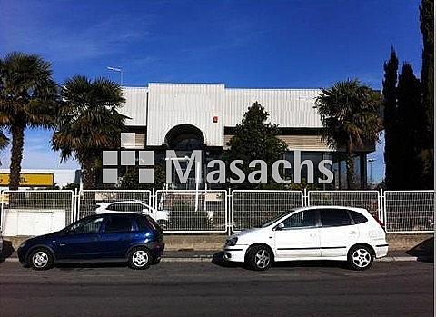 Ref. 7295 exterior - Nave industrial en alquiler en Guadalajara - 213973148