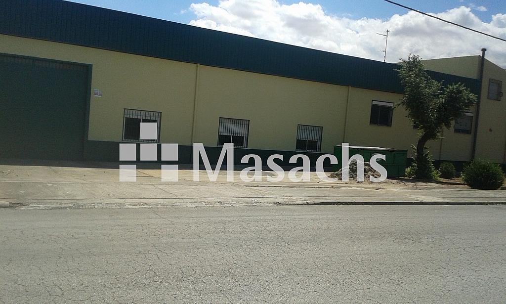 Ref. 7391 exterior - Nave industrial en alquiler en Valdepeñas - 228602214