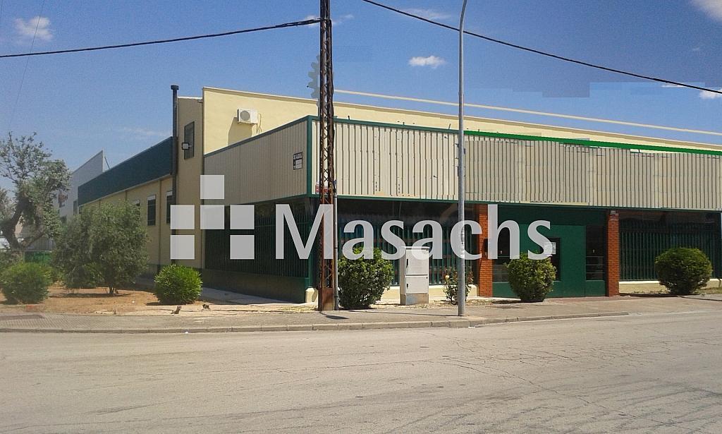 Ref. 7391 BOCOY - Nave industrial en alquiler en Valdepeñas - 228602217