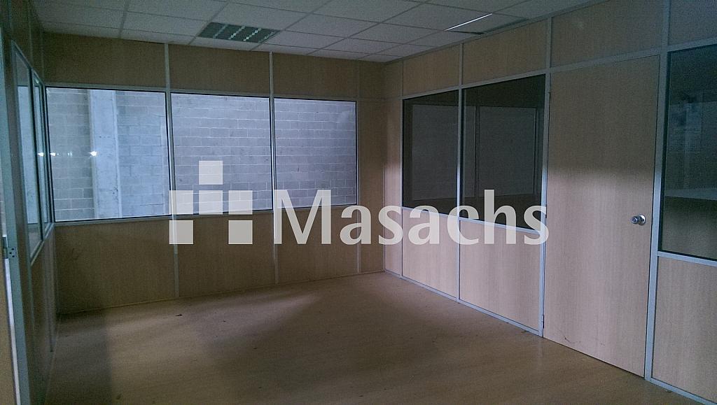 Ref. 7371 oficina - Nave industrial en alquiler en Santa Eulàlia de Ronçana - 228602403