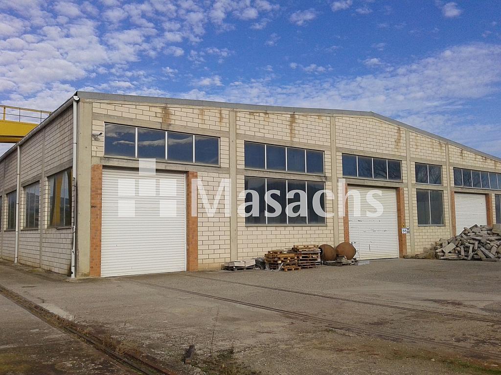 Ref. 7403 CTRA C55 - Nave industrial en alquiler en Castellgalí - 230131782