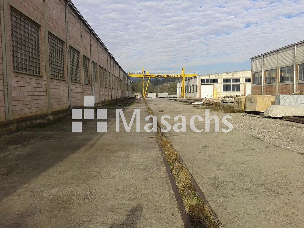 Ref. 7403 exterior - Nave industrial en alquiler en Castellgalí - 230131785
