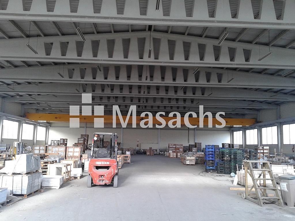 Ref. 7403  nave - Nave industrial en alquiler en Castellgalí - 230131788
