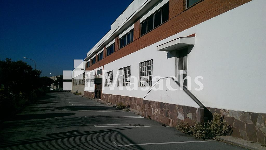 Ref. 7423 exteriro - Nave industrial en alquiler en Santa Perpètua de Mogoda - 233435626