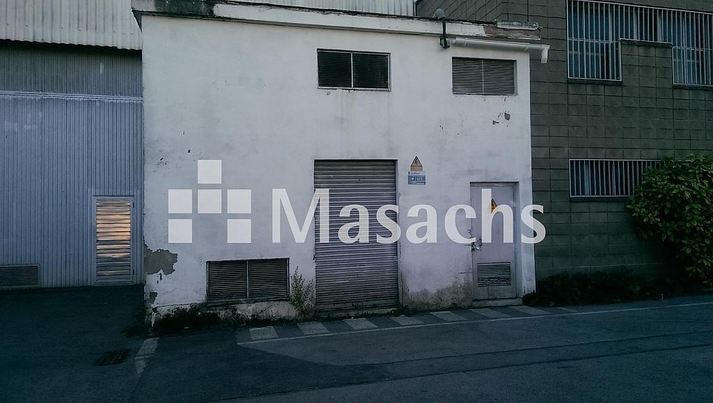 Ref. 7423 exterior 2 - Nave industrial en alquiler en Santa Perpètua de Mogoda - 233435629