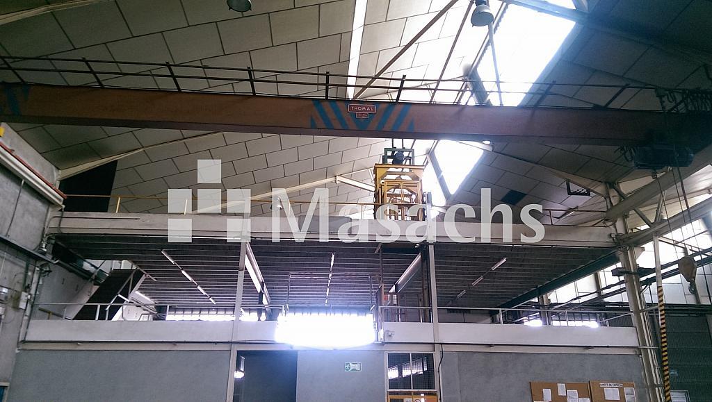 Ref. 7423 nave 3 - Nave industrial en alquiler en Santa Perpètua de Mogoda - 233435635