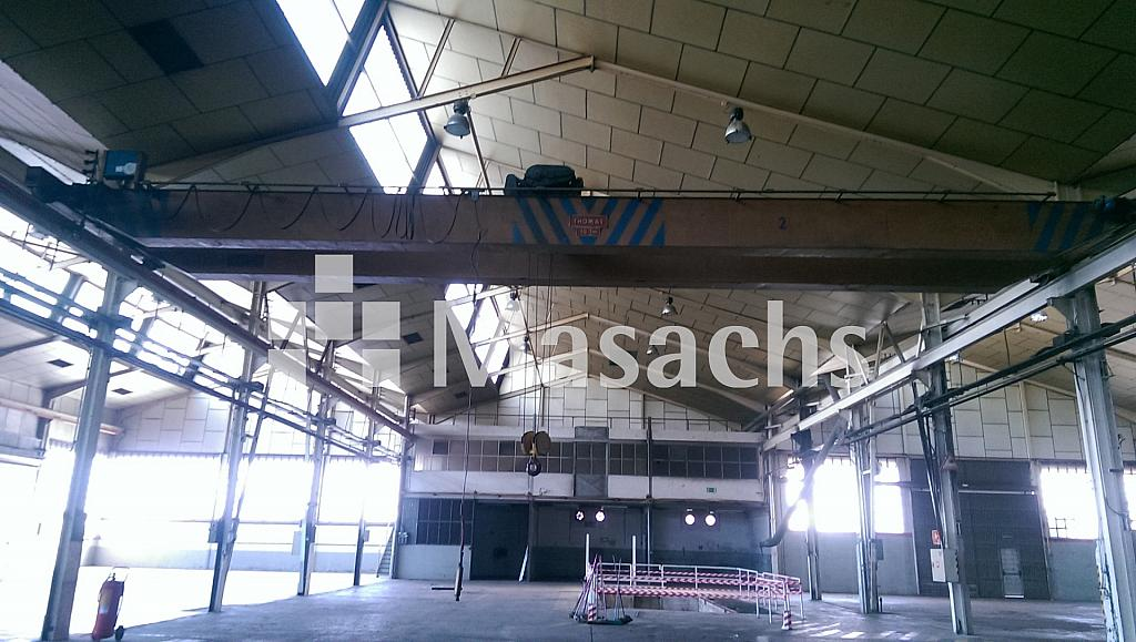Ref. 7423 nave 8 - Nave industrial en alquiler en Santa Perpètua de Mogoda - 233435638