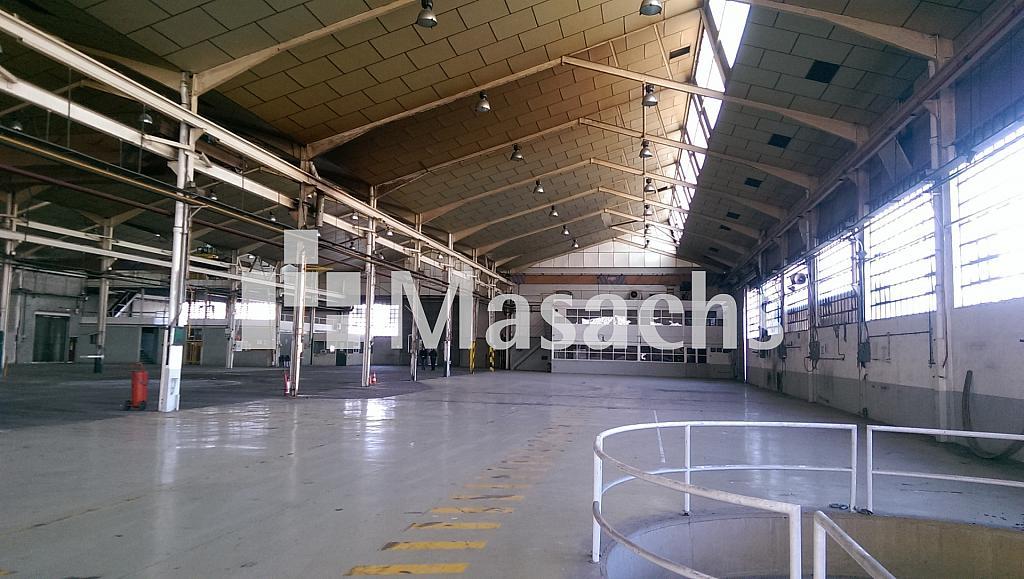Ref. 7423 nave 9 - Nave industrial en alquiler en Santa Perpètua de Mogoda - 233435641