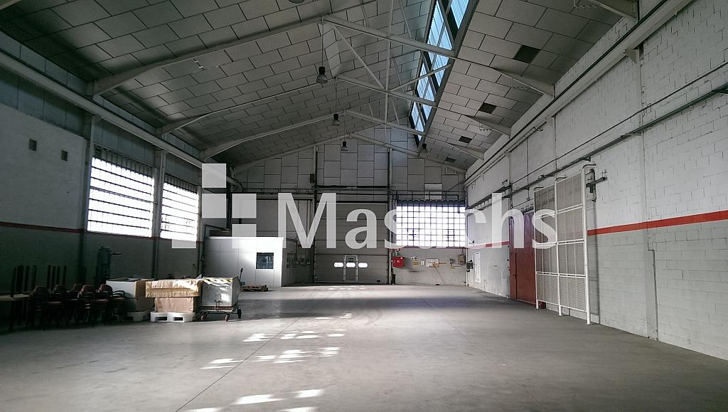 Ref. 7423 nave. jpg - Nave industrial en alquiler en Santa Perpètua de Mogoda - 233435650