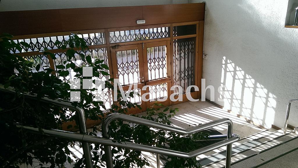 Ref. 7423 entrada - Nave industrial en alquiler en Santa Perpètua de Mogoda - 233435662