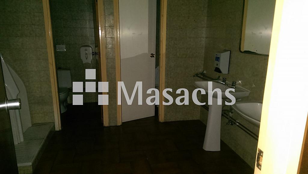 Ref. 7423 aseos - Nave industrial en alquiler en Santa Perpètua de Mogoda - 233435677