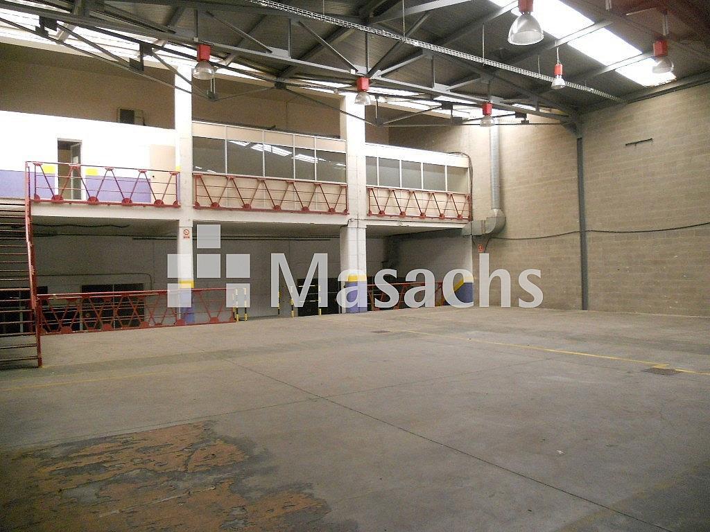 Ref. 7417 nave 2 - Nave industrial en alquiler en Cornellà de Llobregat - 233435761