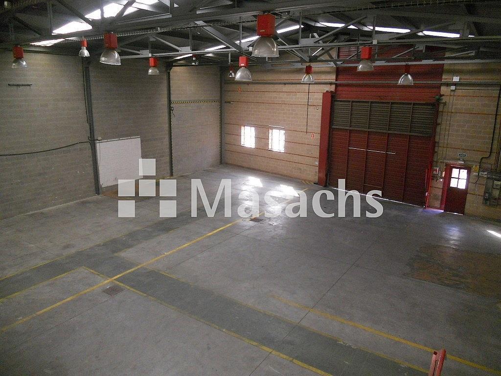 Ref. 7417 nave 3 - Nave industrial en alquiler en Cornellà de Llobregat - 233435764