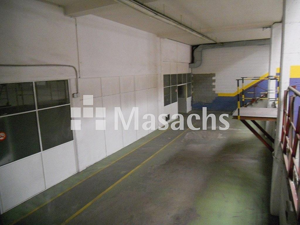 Ref. 7417 nave 4 - Nave industrial en alquiler en Cornellà de Llobregat - 233435767