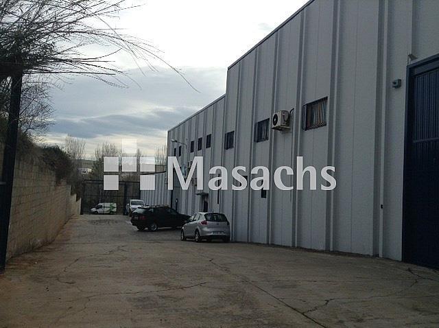 Ref. 7451 exterior 2 - Nave industrial en alquiler en Rubí - 239161558