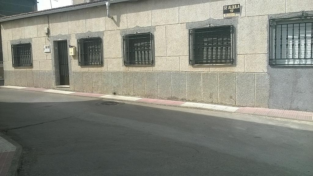 Casa en alquiler en calle Pizarro, Torreorgaz - 325777192