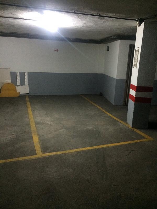 Garaje en alquiler en calle Marques Dosfuentes, Barrio de las Adoratrices en Huelva - 296613656