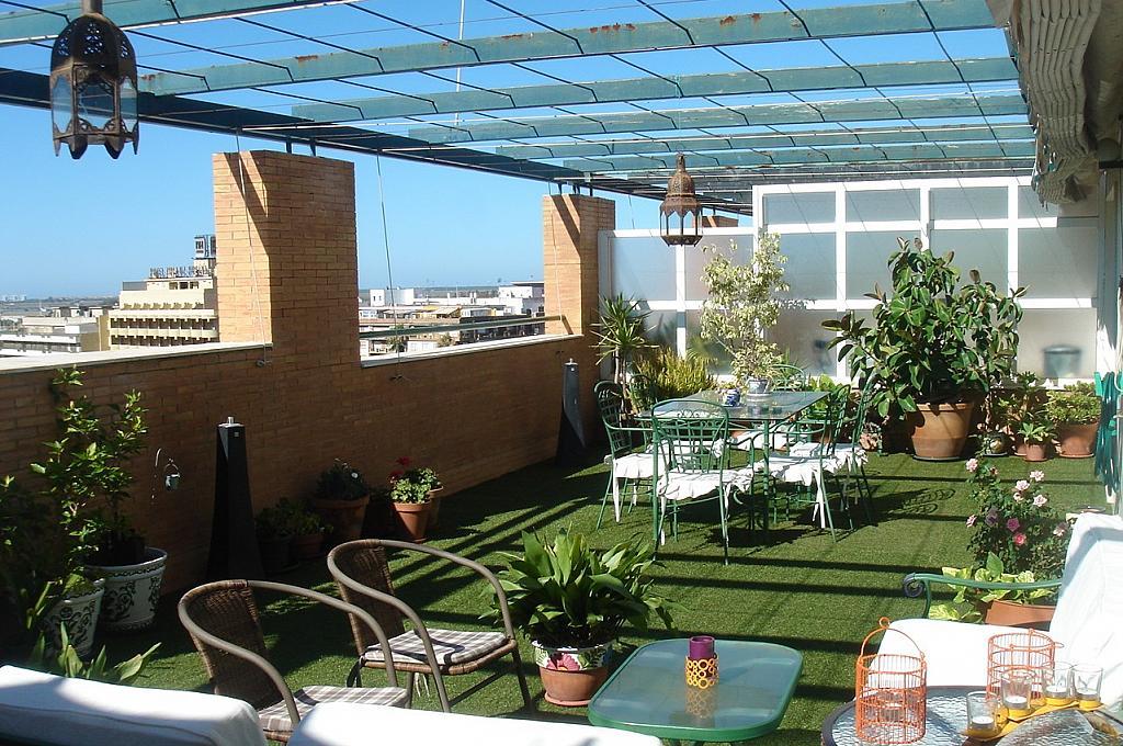 Ático en alquiler en plaza El Titán, Zona Centro en Huelva - 323059222