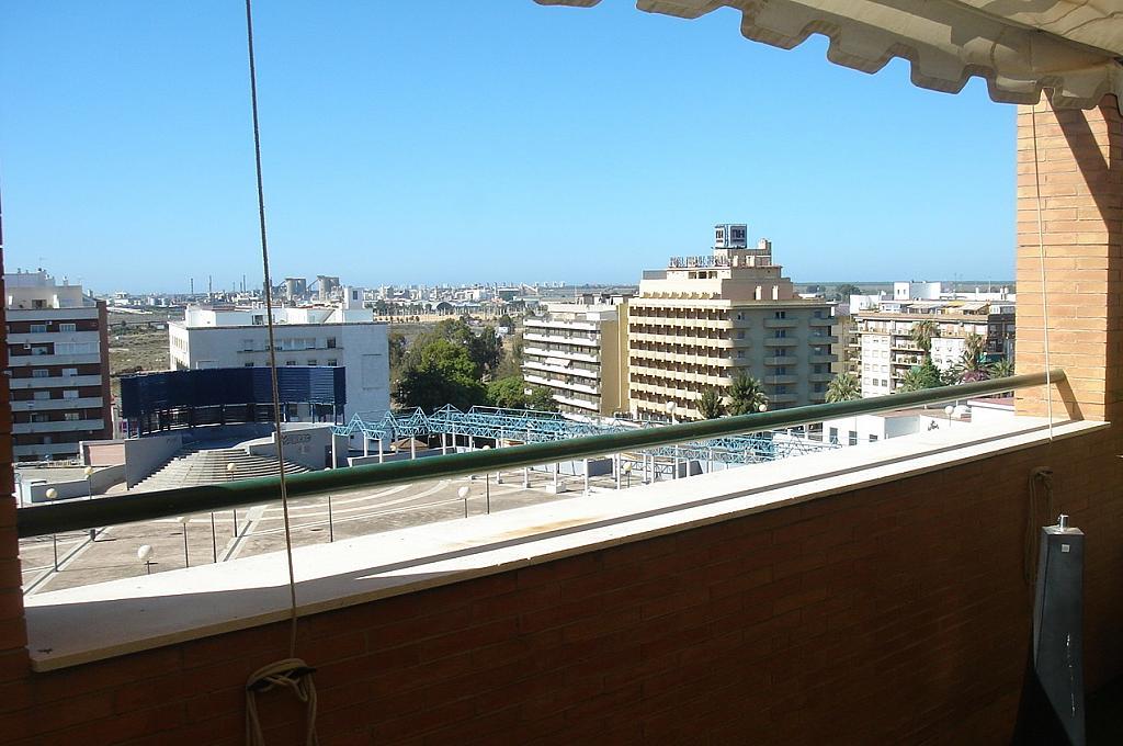 Ático en alquiler en plaza El Titán, Zona Centro en Huelva - 323059223