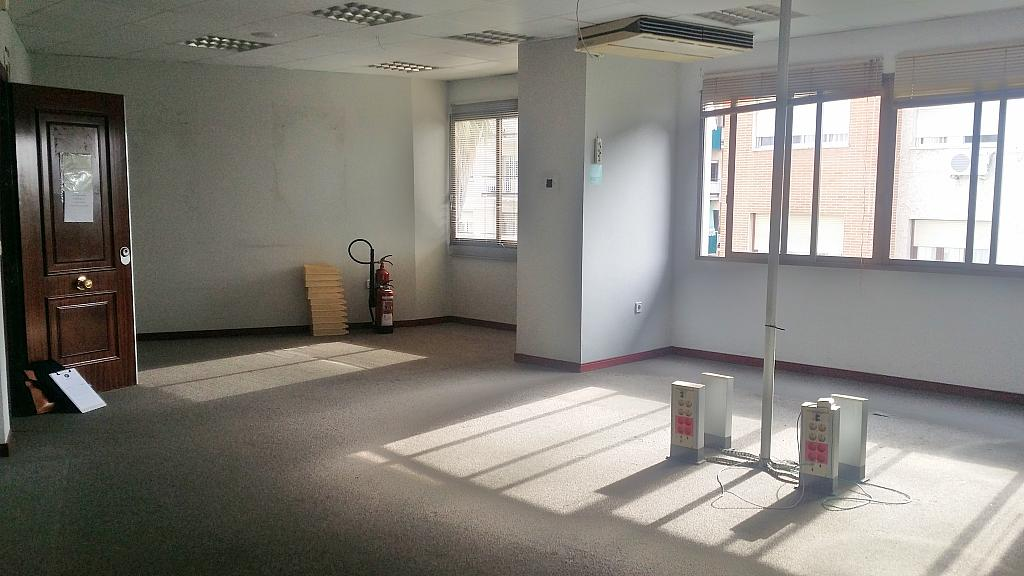 Oficina en alquiler en calle Pablo Rada, Zona Centro en Huelva - 326240114