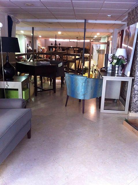 Planta altillo - Local comercial en alquiler en calle Garci Fernandez, Zona Centro en Huelva - 154682148