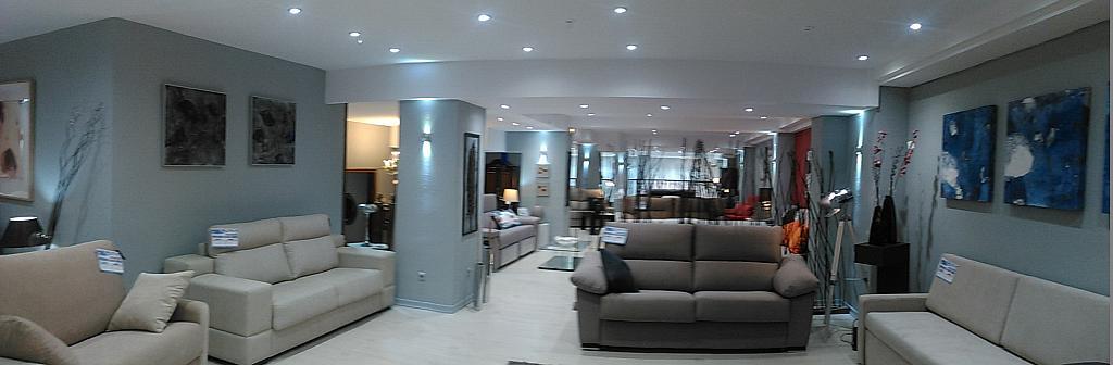 Planta altillo - Local comercial en alquiler en calle Ibiza, Ibiza en Madrid - 246859671