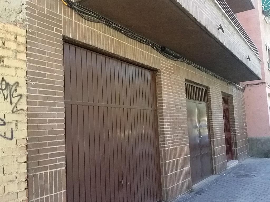 Fachada - Local en alquiler en calle Sierra Carbonera, Numancia en Madrid - 164863779