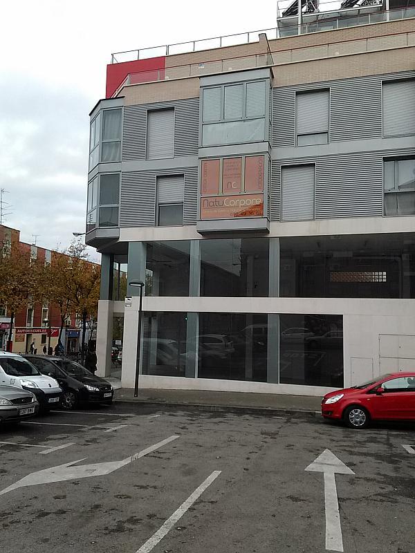 Fachada - Garaje en alquiler en calle Albufera, Pacífico en Madrid - 195994974