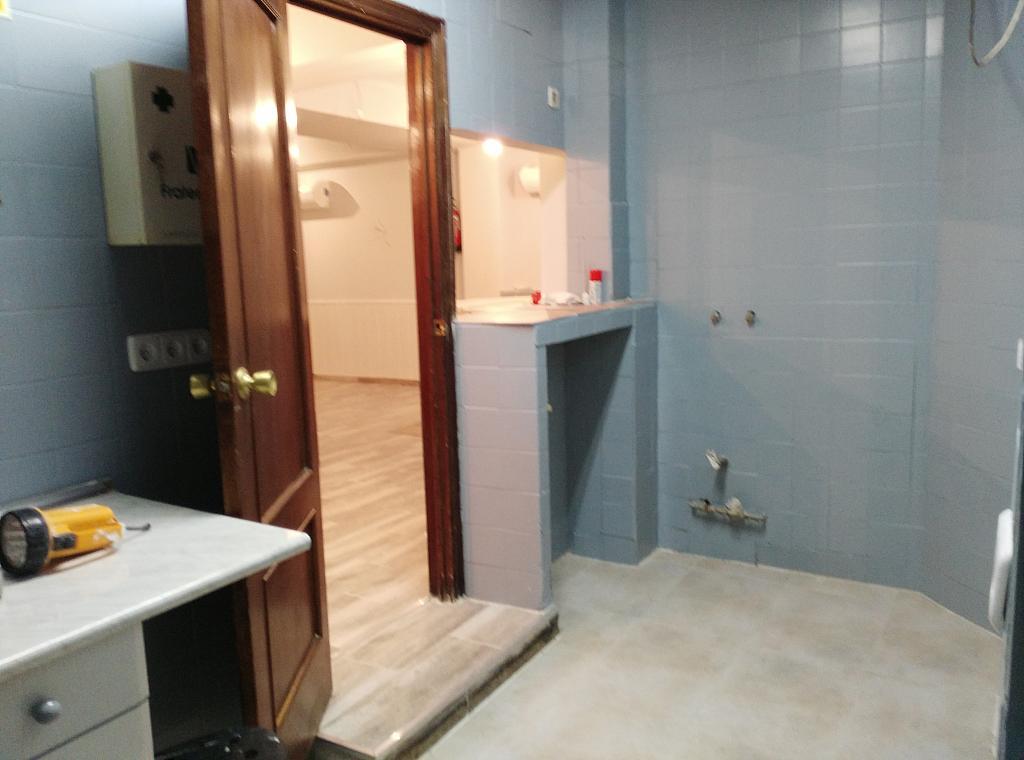 Oficina - Local comercial en alquiler en calle Carlos Martin Alvarez, Palomeras Bajas en Madrid - 209630318